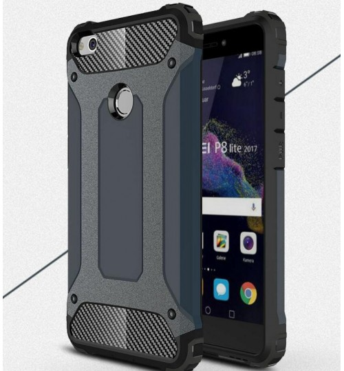 Huawei P10 lite Case Armor Rugged Holster Case