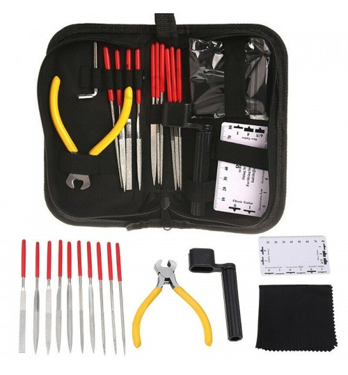 15pcs Guitar Care Tool