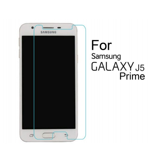 Samsung Galaxy J5 Prime front Ultra Clear Soft Screen Protector