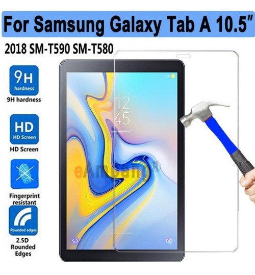 Galaxy Tab A 10.5 T590 T595 Tempered Glass Screen Protector