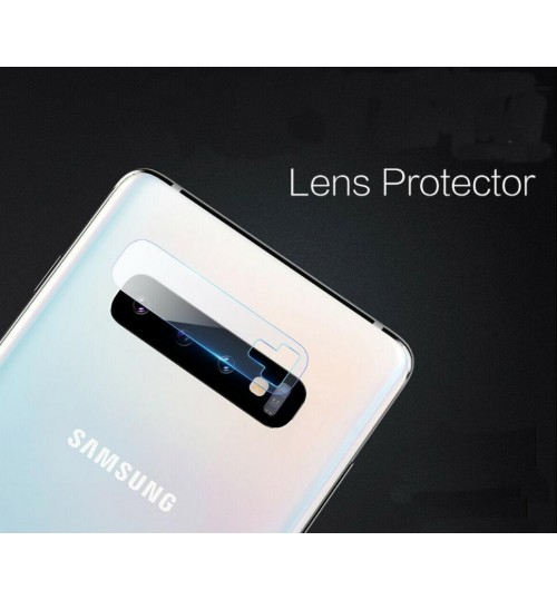 Galaxy S10e camera lens protector tempered glass 9H hardness HD