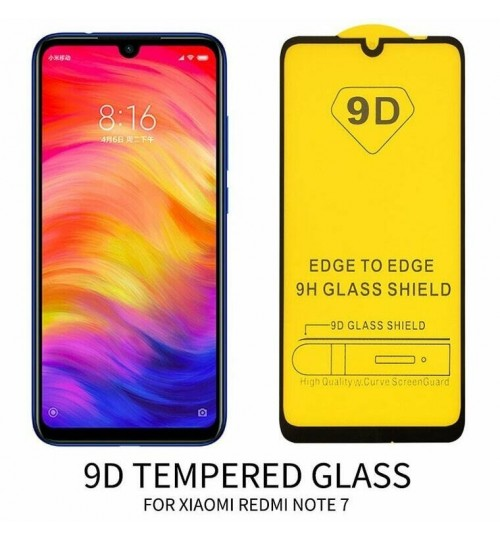 Xiaomi Mi 9 Lite FULL Screen covered Tempered Glass Screen Protector