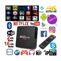 Smart TV Box 2GB+16GB WIFI Android