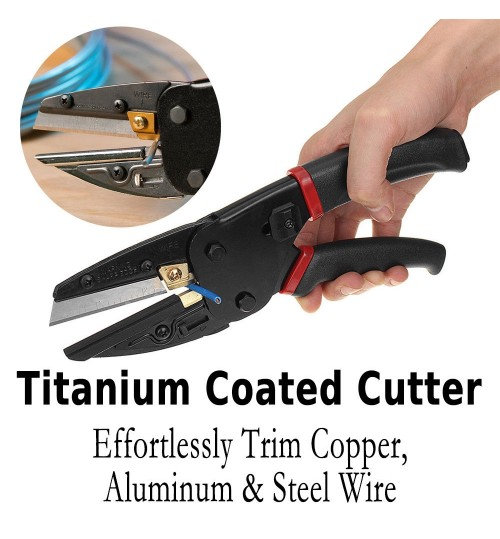 Multi-Function Cut 3 In 1 Plier Power Cutting Tool