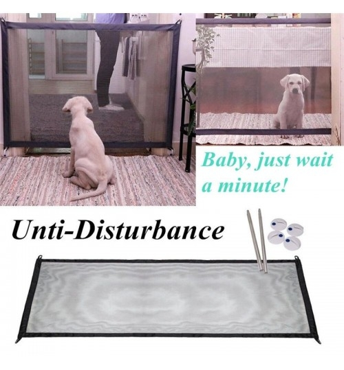 Magic Dog Cat Gate 110 cm