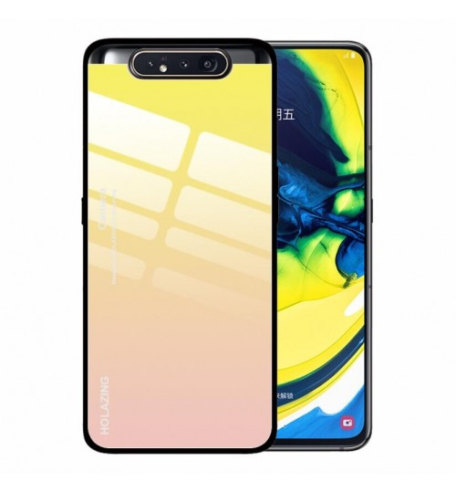 Samsung Galaxy A80 Case Gradient Case