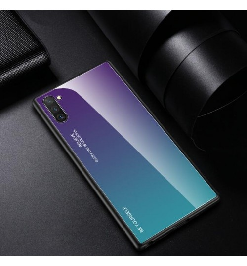 Samsung Galaxy Note 10 Case Gradient Case