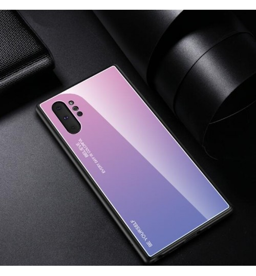 Samsung Galaxy Note 10 Plus Case Gradient Case