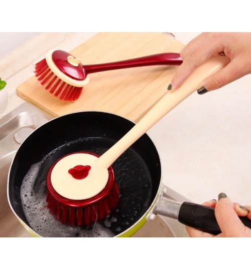 Household cleaning brush kitchen bathroom tile cleaning tool