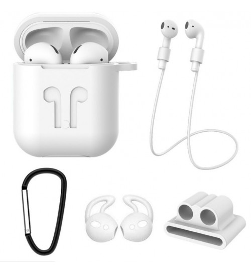 AirPods Case Accessories Kit 5 IN 1