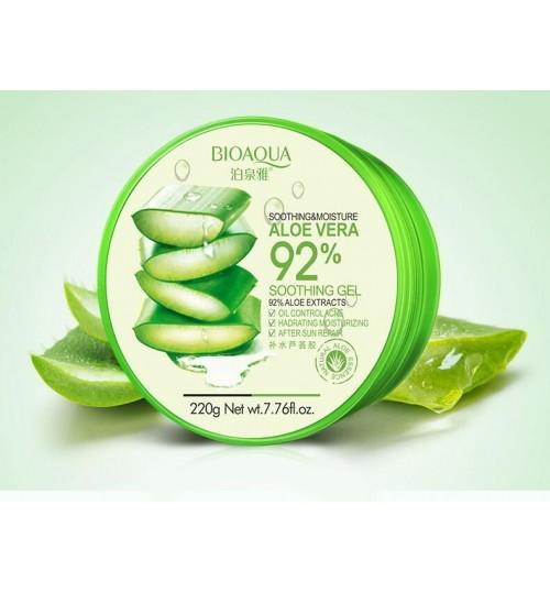 Premium Aloe Moisture Soothing Gel