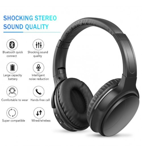 Wireless Bluetooth 5.0 Headphone