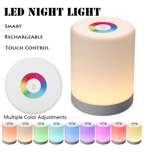 Smart LED Touch Control  - Night Light