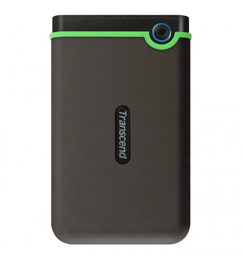 Transcend 500GB Rugged External Hard Drive