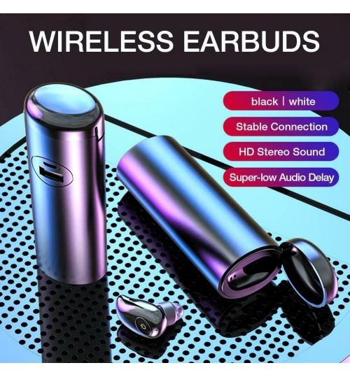 Wireless Bluetooth 5.0 Stereo Earphone