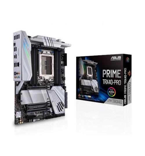 ASUS PRIME TRX40-PRO AMD TRX40 ATX 8XDDR4-4666 PCI-E4.0 SATA3 M.2 RAID MOTHERBOARD