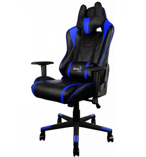 AEROCOOL AC220 SERIES GAMING CHAIR - BLACK/BLUE