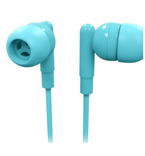 LASER EARBUD HEADPHONE WITH MIC - ICY MORN