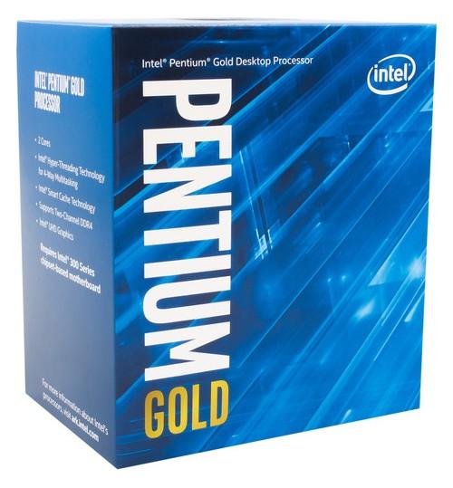 Intel Pentium Gold G5400 Processor (4M Cache 3.70 GHz)