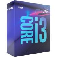 INTEL CORE I3 9100 4 CORES 4 THREADS 3.60 GHZ 6M CACHE LGA 1151 PROCESSOR