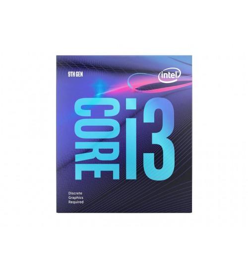INTEL CORE i3 9100F QUAD-CORE 3.60 GHz 6MB CACHE LGA-1151 PROCESSOR