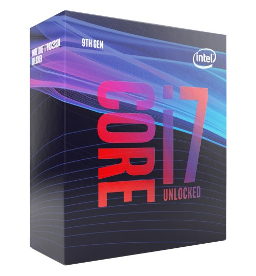 INTEL CORE I7 9700K 8 CORES 8 THREADS 3.60 GHZ 12M CACHE LGA 1151 PROCESSOR- - WITHOUT COOLER