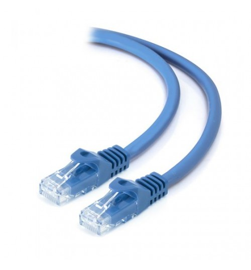 ALOGIC 0.5M CAT5E NETWORK CABLE BLUE