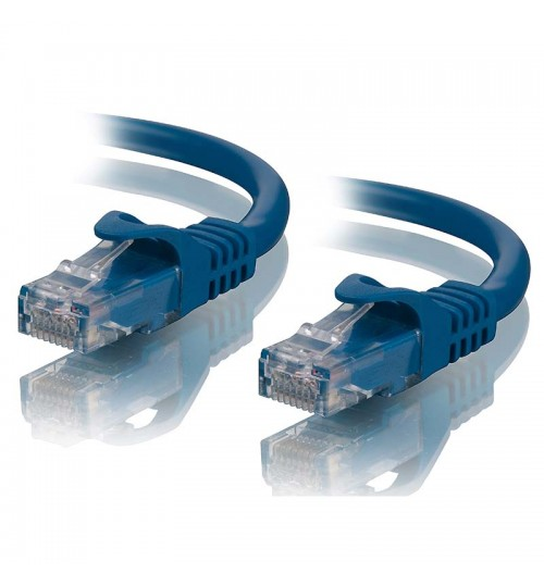 ALOGIC 0.5M CAT6 NETWORK CABLE BLUE