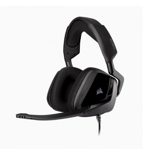 CORSAIR VOID ELITE SURROUND PREMIUM GAMING HEADSET WITH 7.1 SURROUND SOUND - BLACK