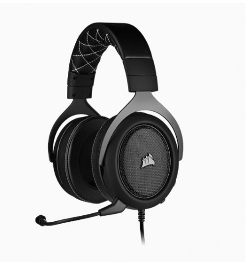 CORSAIR HS60 PRO SURROUND GAMING HEADSET - BLACK