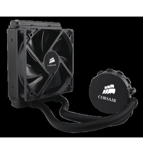 CORSAIR HYDRO SERIES H55 COMPATIBLE WITH INTEL (LGA115X LGA1366 LGA 2011) AND AMD (AM2 AM3 FMX) 120MM RADIATOR