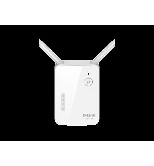 D-LINK DAP-1330 N300 WIRELESS RANGE EXTENDER WITH 1 X LAN PORT