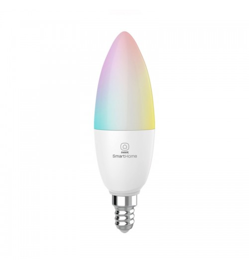 LASER SMART HOME 5W RGB  BULB  E14