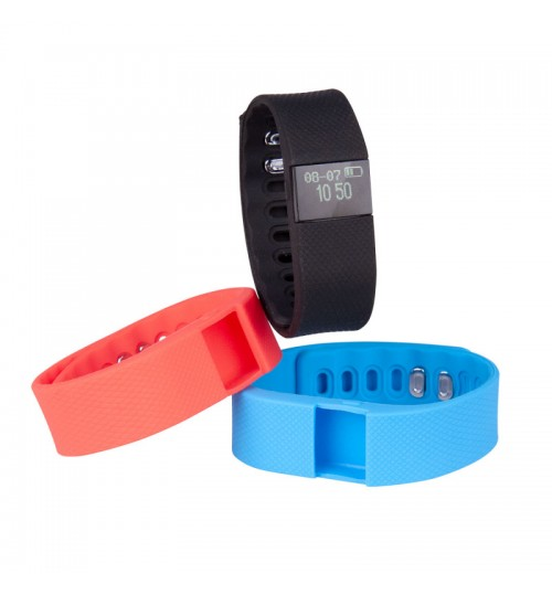 LASER KITS ACTIVITY FITNESS TRACKER COMES WITH TWO BANDS