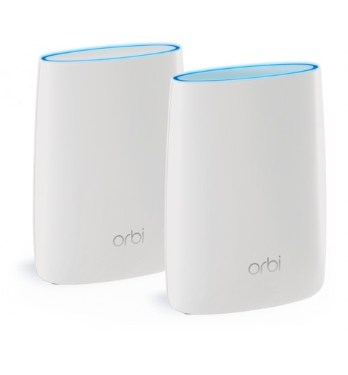 NETGEAR RBK50 ORBI HIGH-PERFORMANCE AC3000 TRI-BAND WIFI SYSTEM