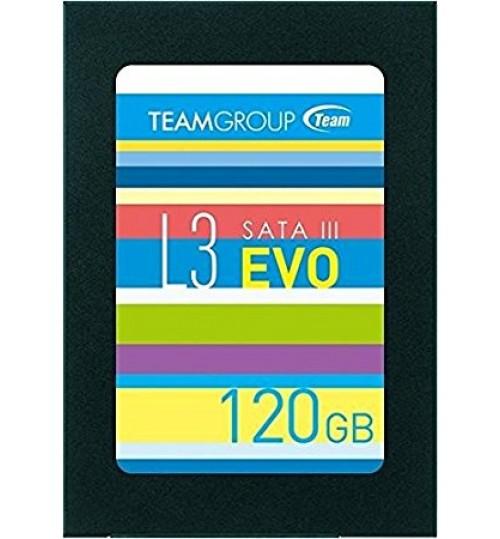 TEAM L3 EVO 120GB SATA III 2.5 INCH SSD