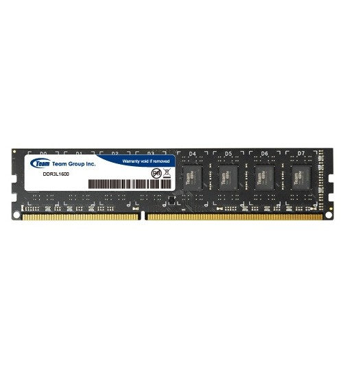TEAM ELITE 8GB DDR3 1600MHZ 8GB DIMM 1.35V