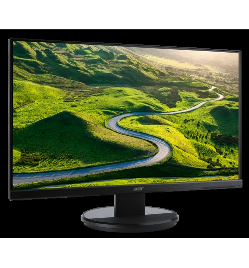 ACER MONITOR K272HLE 27 FHD1920X1080 VA LED 16:9 100000000:1 4MS 300NITS VGA DVI HDMI 3 YEAR WARRANTY