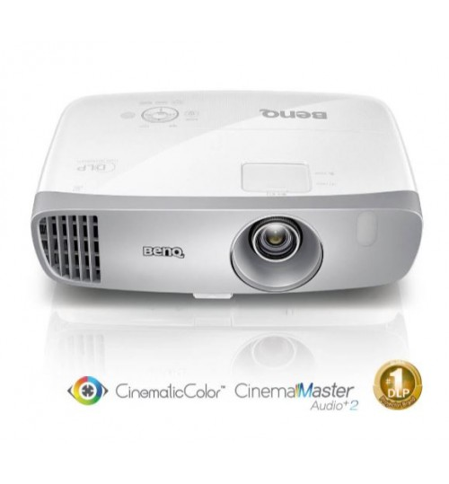 BENQ W1120 DLP FULL HD 3D HOME THEATRE PROJECTOR