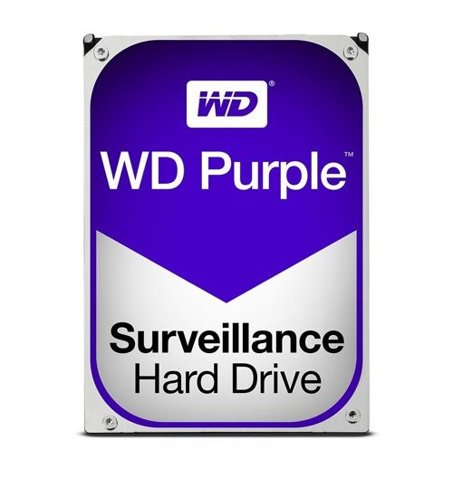 WD PURPLE 1TB SATA3 64MB CACHE HARD DRIVE