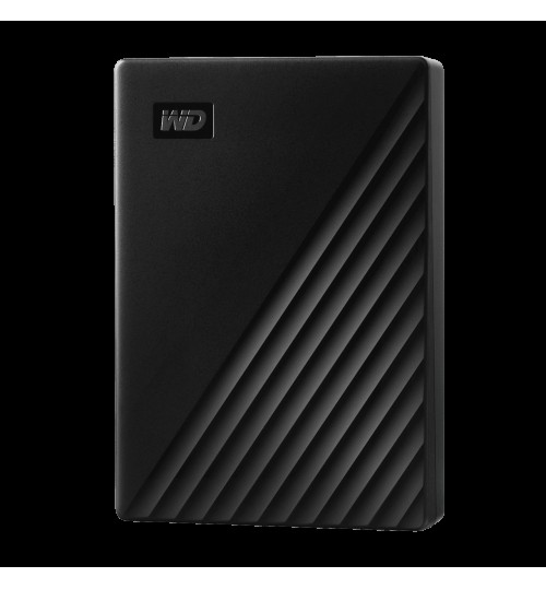 WD MY PASSPORT 4TB USB 3.0 EXTERNAL HDD BLACK