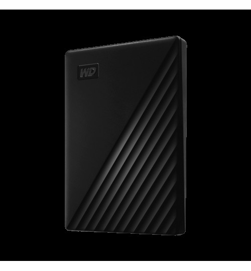 WD MY PASSPORT 2TB USB 3.0 EXTERNAL HDD BLACK
