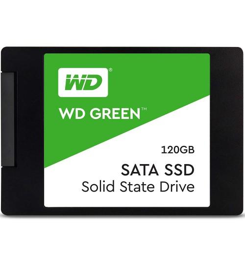 WD GREEN 3D NAND 120GB 2.5 INCH SATA INTERNAL SSD