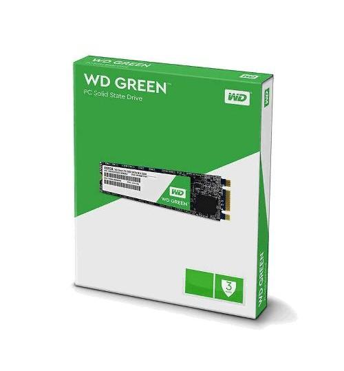 WD GREEN 3D NAND 120GB M.2 INTERNAL SSD