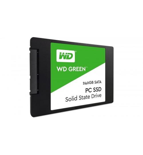 WD GREEN 3D NAND 240GB 2.5 INCH SATA INTERNAL SSD