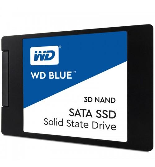 WD BLUE 3D NAND 500GB 2.5 INCH SATA INTERNAL SSD