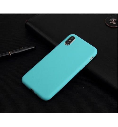 Iphone XS Case slim fit TPU Soft Gel Case