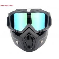 Goggles Anti-Fog UV400 Protection