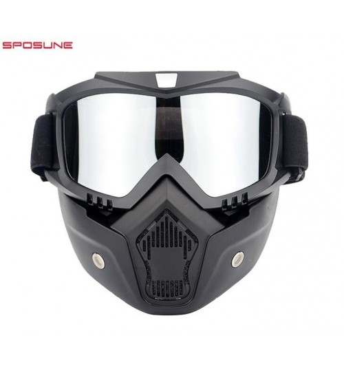 Goggles Anti-Fog UV400 Protection