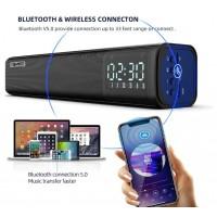 Bluetooth Soundbar Desktop Speaker